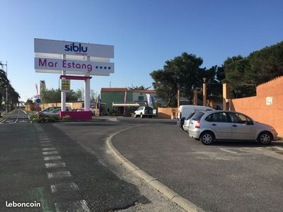 Photo for Mobile home 4/6 people * * Canet-en-Roussillon