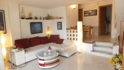 Photo for 3BR Apartment Vacation Rental in S'agaro
