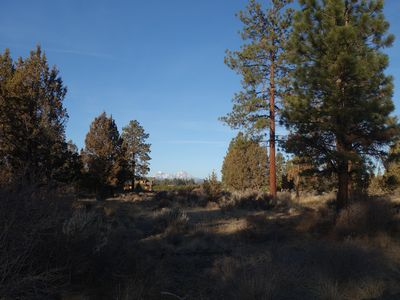 Photo for Private Country Setting 5 Mi. Nw of Bend with Mountain Views