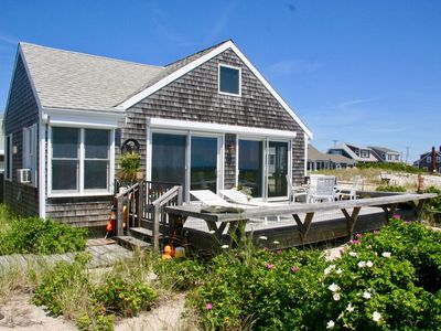 Photo for Fabulous Waterfront Beach Cottage!