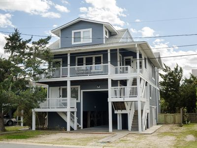 Photo For Wonderful Vacation Home Located At The Heart Of Wrightsville Beach