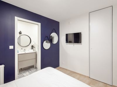 Photo for Beautiful and modern flat for 4 near Bastille