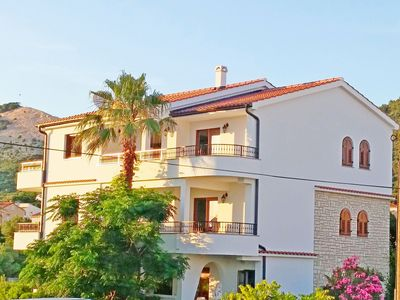 Photo for Apartments Mira, (15847), Barbat, island of Rab, Croatia