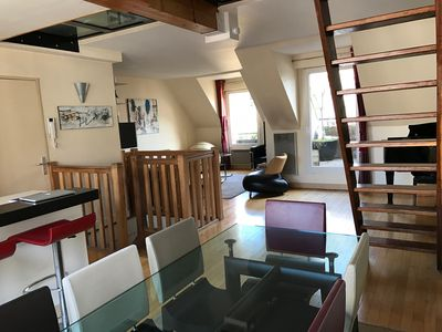 Photo for Large 5ch apartment optimal location