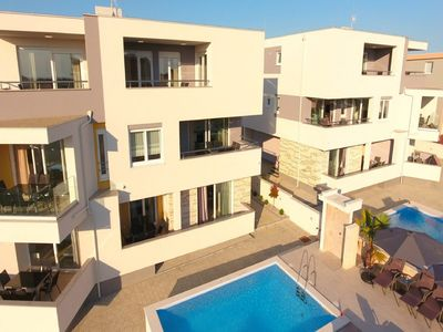 Photo for Villa Dani with pool for 2 people in Novalja