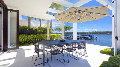 Photo for Stunning Noosa Riverfront Residence
