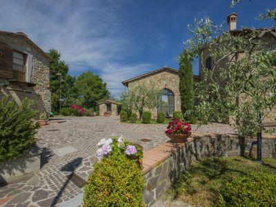 Photo for 2 bedroom Apartment, sleeps 6 in Montecarelli with Pool and WiFi
