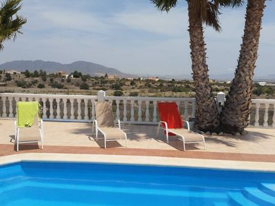 Photo for Perfect base for property search in Almeria and Murcia