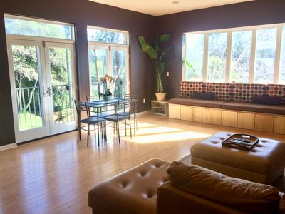 Photo for New! Sunny, Large, Pet-Friendly West LA Guesthome - Centrally Located