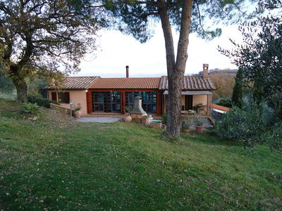 Photo for Tuscany, Maremma, Scansano, single house in the country side