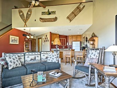 Photo for Mtn View Condo w/Balcony - Near DT Pagosa Springs!