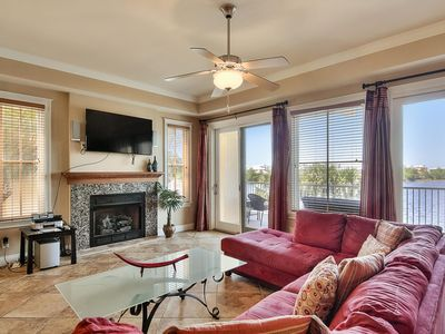 Photo for 3br/3.5ba Gulf & Lake View BRAND NEW LISTING