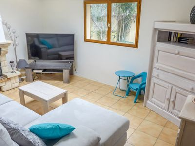 Photo for Vacation home Les Cerisiers in Sainte Marie Plage - 8 persons, 4 bedrooms