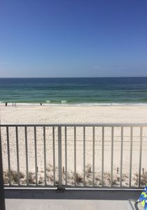 Photo for July 11-18 AVAILABLE. BEACHFRONT 2 bedroom/1bath