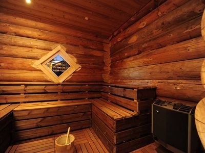 Photo for Duplex 4 stars 8 to 10 people standing pool sauna etc ...