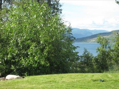 Photo for Relaxing Sweet Retreat with an Amazing View of Okanagan Lake