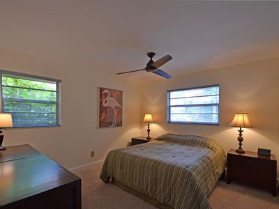 Photo for Clean and adorable and close to downtown and the beach!! 90 day minimum