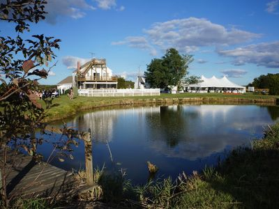 Photo for 5*Eastern Shore Chesapeake Bay Front Estate Vacation/Reunions/Weddings Sleeps 40