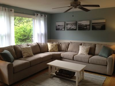 Photo for Updated 4 bdrm home in Bonnet Shores (3 bedroom/1 bath for 20-21 URI Year)