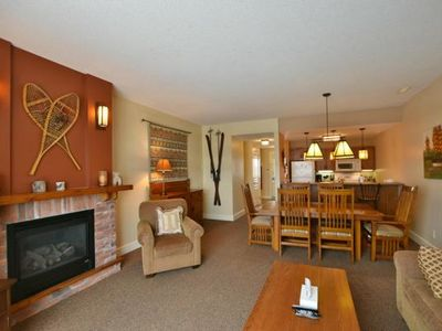 Photo for 2 Bedroom Mountain Side Condo near Pool - 7237  Blue Mountain Lodges
