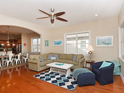 Photo for 31538: 4BR Bayside Resort home | Beach shuttle, pools, golf & more!