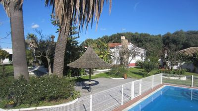 Photo for RURAL HOUSE WITH NEAR CHARM TO VEJER AND BEACHES