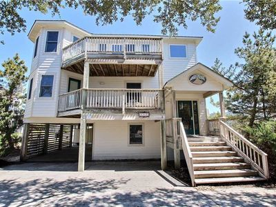 Photo for #CL3: OCEANSIDE Home in Corolla w/PRVTPool & HotTub, DogFriendly