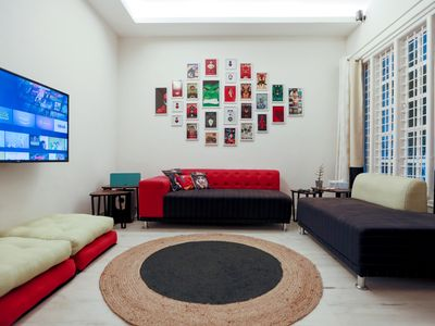 Photo for Quirky & Modern 3BD House in HSR Layout