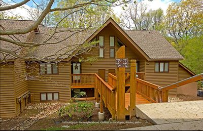 Photo for Heart Of Wintergreen!  Upgraded. Walk Everywhere and Park the Car! Pet Friendly!