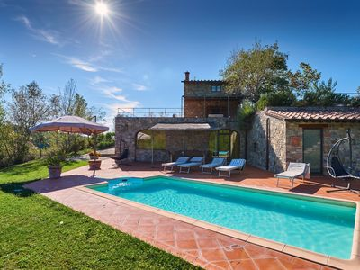 Photo for Villa il Roseto In Gaiole in Chianti, Tuscany