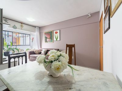 Photo for ARN901 Apt. with two bedrooms next to Casa Forte Square