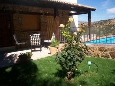 Photo for 2BR Cottage Vacation Rental in Cambil, Jaén