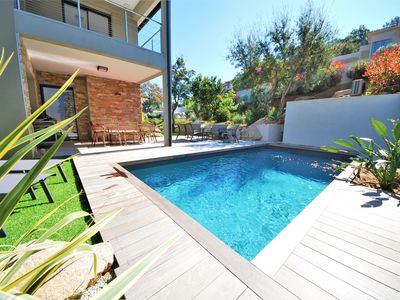 Photo for Beautiful villa NEW 3 bedrooms HEATED POOL