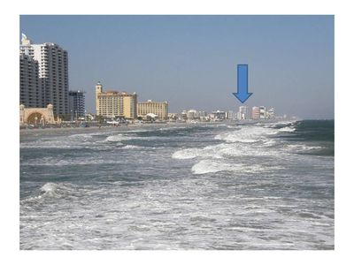 Photo for Georgeous Oceanfront 2 bed/2 bath condo with all the conveniences of home!