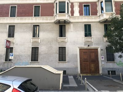 """Photo for """"Spot in Isola"""" large studio apartment 100 meters from the vertical forest"""