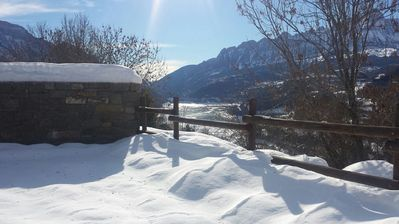Photo for House with garden in the Aragonese Pyrenees