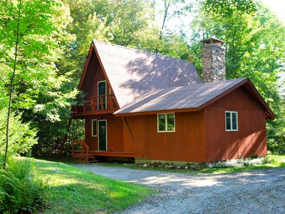 Photo for Quiet Sugarbush vacation home with IDEAL proximity to Ski, Golf & MRV Events.