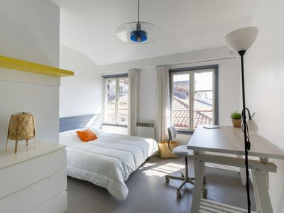 Photo for 1BR Apartment Vacation Rental in Bayonne, Pyrénées-Atlantiques