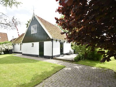 Photo for Attractive, water-front holiday home in historical Kolhorn