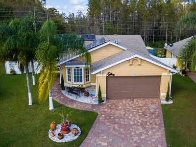 Photo for The Grace House!! Beautiful Kissimmee Pool Home With Game Room! Grill!