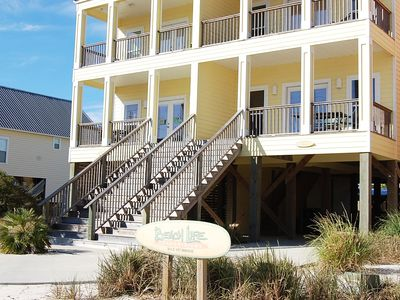 Photo for Beach Life 1A is a lovely Gulf Shores Beach House Rental that sleeps 8!