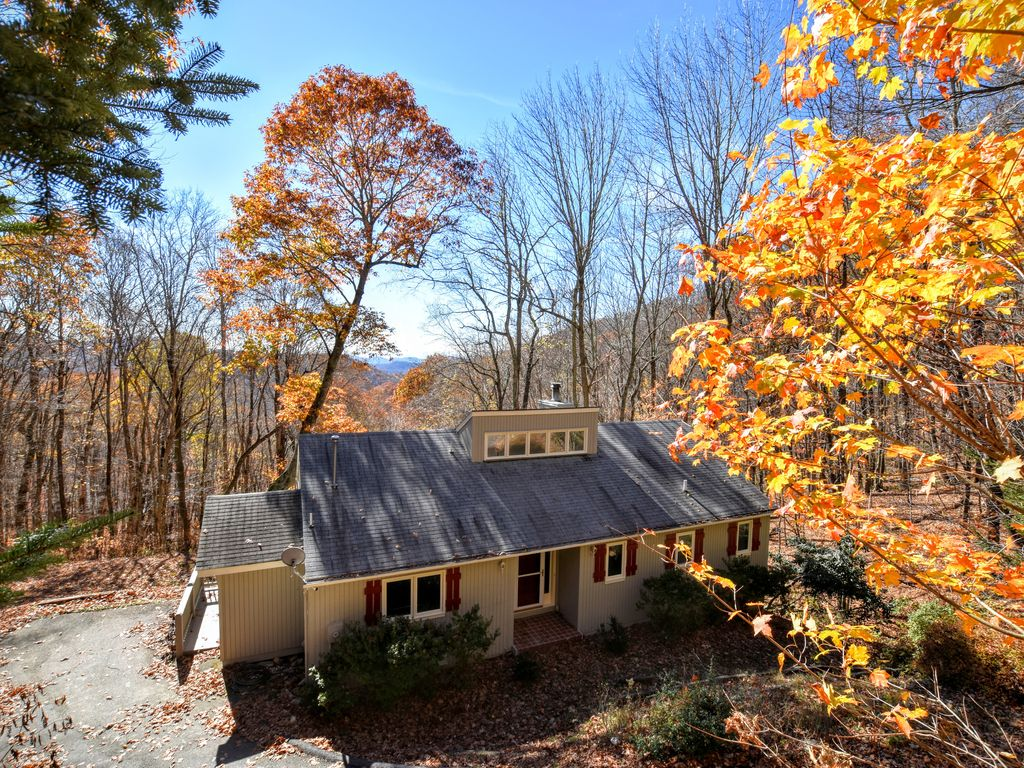 Ordinaire Incredible Cabin, Great Privacy, Near Top Of The Mountain, In A Gated  Community