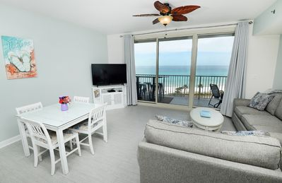 Photo for 2 BED PLUS BUNKS/3 BATH SLEEPS UP TO 8! BEACH SERVICE & RESORT FEES INCLUDED!