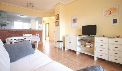 Photo for DANIA – Apartment 200m from the beach - Sleeps 4-5 Dénia, Las Marinas