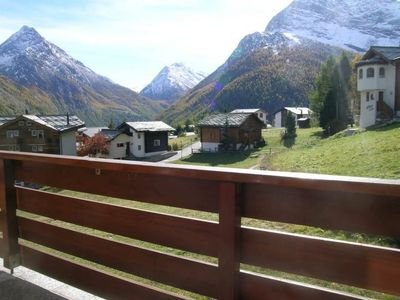 Photo for Apartment Schliechten (167B02)  in Saas - Fee, Valais - 8 persons, 4 bedrooms