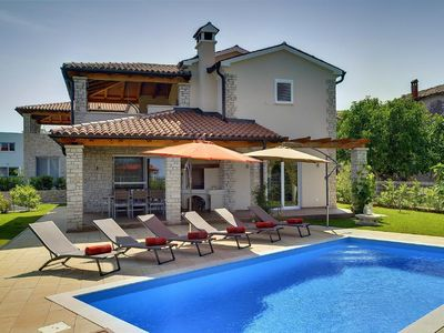 Photo for Holiday house Novigrad for 6 - 8 persons with 3 bedrooms - Holiday house