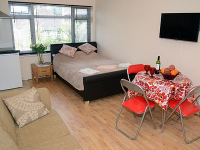 Photo for One bedroom studio-apartment  in Central Headington