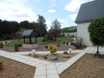 Photo for Newly renovated gite in the Loire Valley ideal base to see the sights
