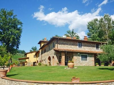 Photo for Apartment Le Buche di Viesca (FNO131) in Figline Val d'Arno - 4 persons, 1 bedrooms