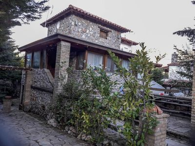 Photo for The perfect family abode for vacation in Arachova (3bed/3bath) Sleeps 7!